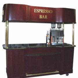 Coffee And Espresso Carts