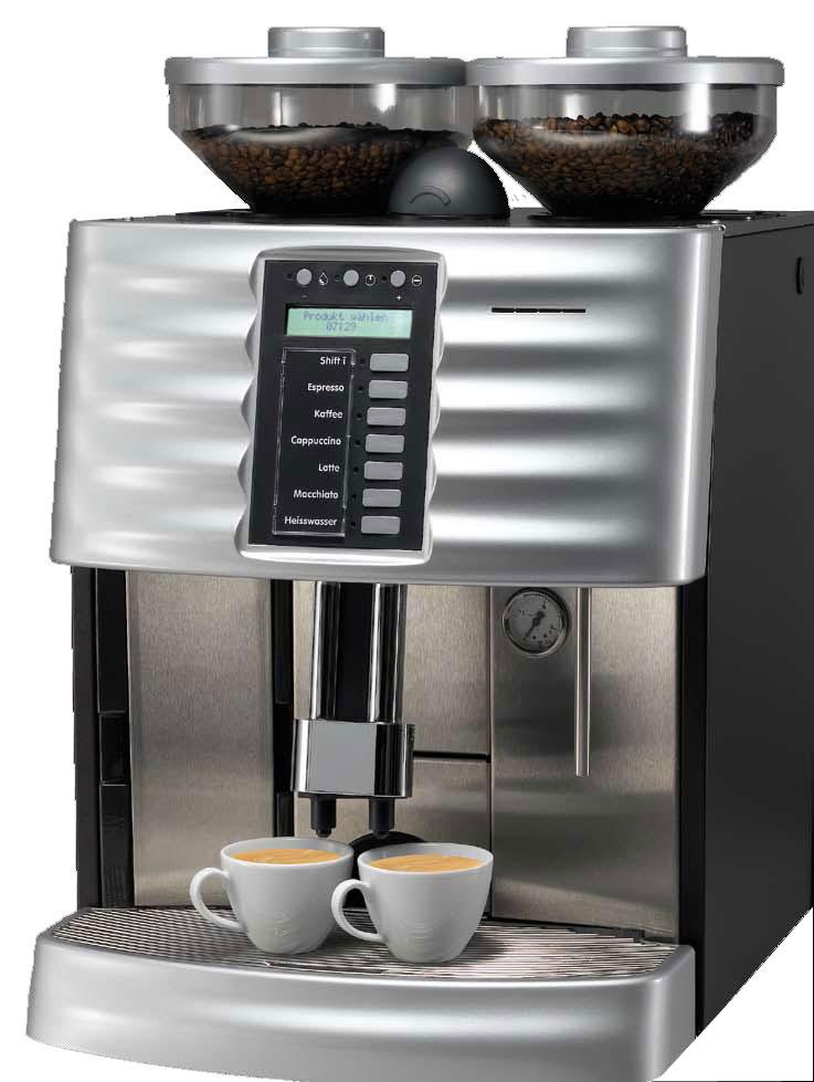 schaerer coffee art espresso cappucino coffee fully automatic machine. Black Bedroom Furniture Sets. Home Design Ideas