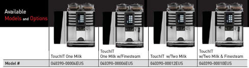 rancilio coffee machine instructions