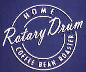 Table Top Roaster Rotary Drum Design