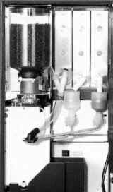 Inside Coffee Vending Machines