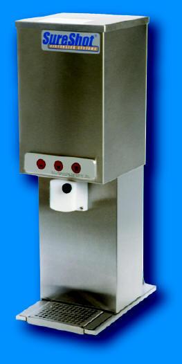 Automatic Shot Pourer ~ Milk cream and sugar dispensers
